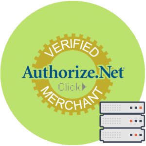 Authorize.net Merchant Account for Hosting Providers